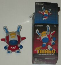 "DUNNY 3"" KANO FLIGHT RED KIDROBOT DESIGNER VINYL FIGURE TOY LTD 2012 RARE"