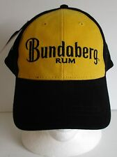 Bundaberg Bundy Rum brand new with tags adjustable one size fits most hat cap