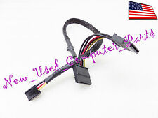 ➨➨➨ 3 & 4-Pin Fan Header To Two SATA III Only Power Cable ➨➨➨