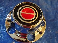 NEW 1980 to 1996 FORD F-150 / BRONCO  RED EMBLEM   WHEEL  CENTER CAP 3026