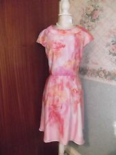 BNWT TED BAKER WOMENS 'AIYANA' SUGAR SWEET FLORAL DRESS SIZE 3 UK 12 WEDDING