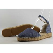 White Mountain Cave In Women US 9 Blue Espadrille Defect  14374