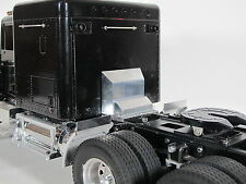 Custom simulate of Rear Rail Tool Box Tamiya 1/14 Semi King Hauler Tractor
