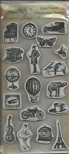 Tim Holtz Stampers Anonymous Little Things Cling Stamp #1210