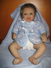 TINY DAVID BABY DOLL, AUTORA: LAURA TIZIO ROSS, DE MASTERPIECE DOLLS 08, ED. LIM