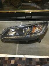 2013 2014 2015 HONDA ACCORD SEDAN 3.5L WITH LED DRL LEFT OEM HEADLIGHT