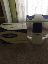 BACK 2 LIFE BACK THERAPY CONTINUOUS MOTION MASSAGER