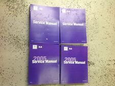 2005 GM Cadillac XLR X L R Service Repair Shop Workshop Manual Set FACTORY NEW