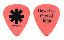 Red Hot Chili Peppers John Frusciante Dave Lee Guy Of John Guitar Pick 2003 RHCP