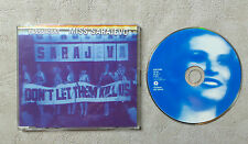 "CD AUDIO INT / PASSENGERS (U2) ""MISS SARAJEVO"" CD SINGLE 4 TITRES 1995 ISLAND"