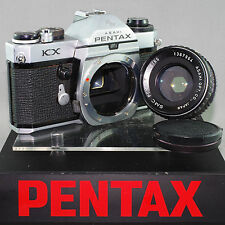 Pentax KX EXCELLENT Pentax K 55mm 1.8 **SERVICED** z46