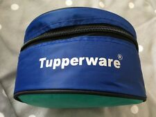 tupperware dishes x 2 with thermal carry bag