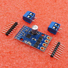 MD01 High power motor driver 17A H-bridge drive current detection repla BTS7971
