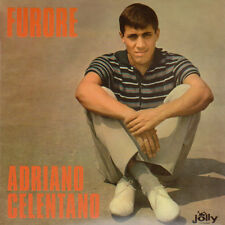 ADRIANO CELENTANO Furore 1LP + 1 45rpm lim.ed. coloured vinyl Italian beat