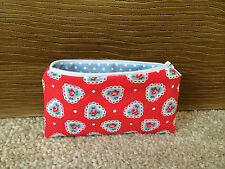 Handmade With Cath Kidston Sweetheart Rose - Fabric Coin Purse