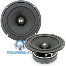 "CDT AUDIO HD-5 CAR 5.25"" MIDS 60W RMS HIGH DEFINITION MIDRANGE SPEAKERS NEW"