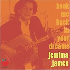Book Me Back in Your Dreams Jemima James music CD Free