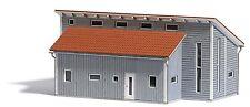 BUSCH 1548 HO Bausatz Gewerbehalle #NEU in OVP#
