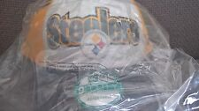 New Era Pittsburgh Steelers NFL Fútbol Americano velcroback Cap