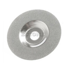 "1Pc 100mm 4"" Diamond Coated Grinding Wheel Disc Carbide Grinder Rotary Tool"