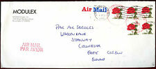 USA 1993 Commercial Airmail Cover To UK #C33674