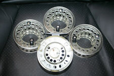 Fly Reel with fully adjustable drag L/R wind 3 spare spools FREE POSTAGE