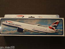 British Airways Boeing B787-8 Dreamliner Push Fit Model 1:200 - SM787-64HB