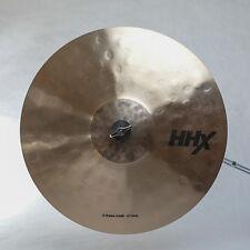 """Sabian 16"""" HHX xtreme crash cymbal. Slightly used. Free shipping."""