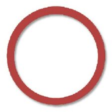 "NEW PIPE VALVE FLANGE RUBBER RING GASKET PRESSURE TO 150Lb 4"" PIPE SIZE"