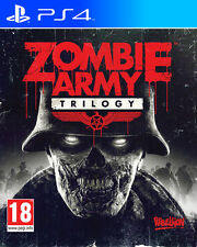 Zombie Army Trilogy (Playstation 4) NEW & Sealed