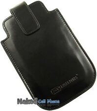 MUGEN BLACK LEATHER CASE POUCH MADE FOR SAMSUNG GALAXY-S 3 III EXTENDED BATTERY