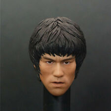 1/6 Bruce Lee HEADPLAY Game of Death Kung fu star Headsculpt