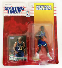 1994 SLU STARTING LINEUP JAMAL MASHBURN DALLAS MAVERICKS CARD FIGURE~NEW SEALED