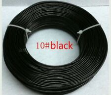 BLACK ALUMINIUM JEWELLERY CRAFT WIRE   1mm, 10mtrs , FAST SHIPPING BEST quality
