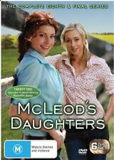 McLeod's Daughters : Series 8 (DVD, 2008, 6-Disc Set)