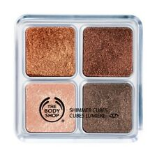 The Body Shop Shimmer Cubes Palette Eye Shadow Quad Chocolate Box #06 NEW