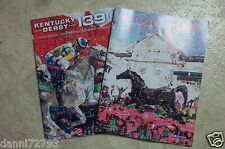 2013  Kentucky Derby/Oaks 139 PROGRAM SET + RESULT TICKET  FAST SHIPPING ! ! !