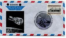 Gemini Air Mail Par Avion Ein Jahr 1 Rendezvous Weltraum Gmund Rep. Osterreich