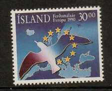 ICELAND SG759 1990 EUROPA  MNH
