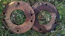 John Deere,Farmall,Oliver Rear Wheel Weights