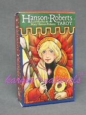 HANSON-ROBERTS Tarot Card Deck - by Mary Hanson-Roberts - NEW Divination