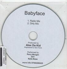 (ET874) Perry Morgan, Babyface - DJ CD