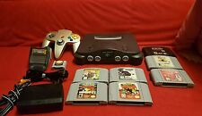Nintendo 64 bundle with 2 Pokemon Games and more!