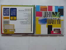 CD Album JOHN MARTYN The electric John Martyn IMCD 66 Folk rock