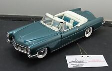 Franklin Mint 1/24 1956 Continental Mark II Convertible new in box