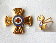 Deutsches Bayerisches Rotes Kreuz Abzeichen German red cross badge pin