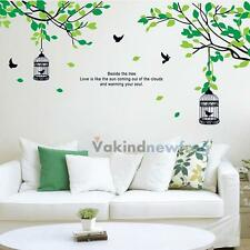 Removable Art Vinyl DIY Vines Tree Wall Sticker Decal Mural Home Room Decor