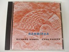 Rangirua - Evan Parker / Richard Nunns - CD
