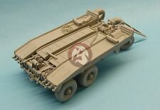 Resicast 1/35 7.5Ton Light Recovery Trailer (for Light Tanks & Vehicles) 351223