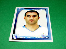 45 DELLAS FAMAGUSTA CYPRUS UEFA PANINI FOOTBALL CHAMPIONS LEAGUE 2008 2009